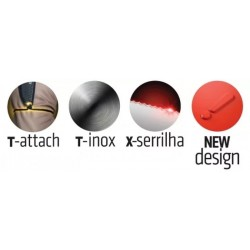 Facão Inox 12 Sport Tramontina 26047112