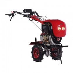 Motocultivador Diesel 10hp 418cc 4 tempos Toyama TDT110