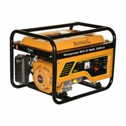 Gerador Buffalo 2kVA Mono 5 hp Part. Manual BFG 2500