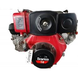 MOTOR DIESEL 7HP BRANCO