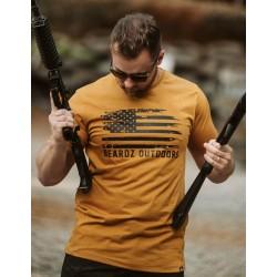 Camiseta Desert Sand Ref: Ts34 Tam Gg