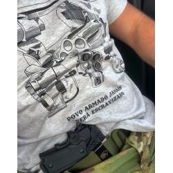 Camiseta Revolver Ref:ts29 Tam Gg