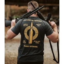 Camiseta Anatomia Da Liberdade Ref:ts36 Tam G