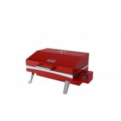 Churrasqueira à Gás Portátil Inox Vermelha GS500V