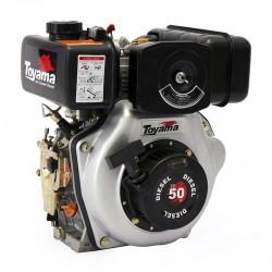Motor Diesel 4,7hp 211cc com Redução TD50FS