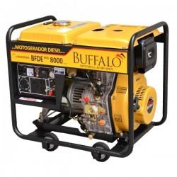 Gerador Diesel 6,5KW Mono Buffalo 4T part. Elétrica