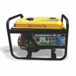 Gerador Gasolina 2,8KW 4T Buffalo BFG 2500 STD part Manual