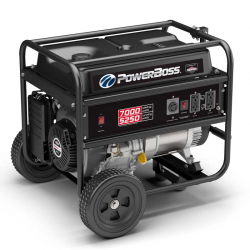 Gerador Portátil de 5250 Watt Power Boss Briggs & Stratton