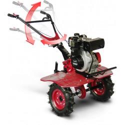 Motocultivador Diesel 4T 5.1 HP 247cc 120cm Toyam TDT90RX